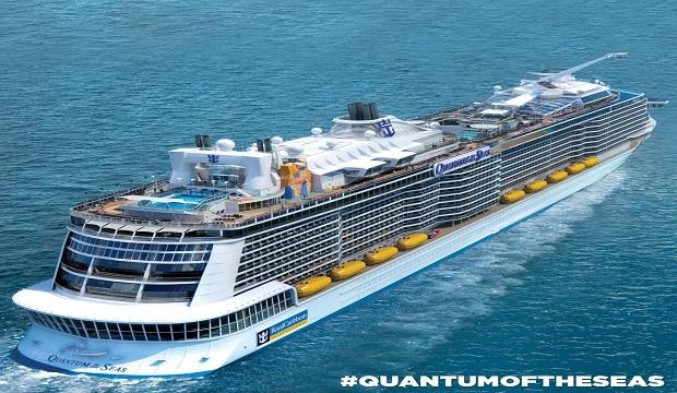 Παρακολουθήστε LIVE την καθέλκυση του κρουαζιερόπλοιου Quantum of the Seas (Video) - e-Nautilia.gr | Το Ελληνικό Portal για την Ναυτιλία. Τελευταία νέα, άρθρα, Οπτικοακουστικό Υλικό