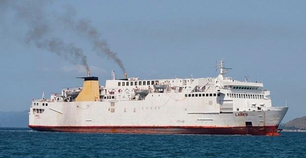 Επίσχεση εργασίας από την ΠΕΝΕΝ στο πλοίο «Larks» - e-Nautilia.gr   Το Ελληνικό Portal για την Ναυτιλία. Τελευταία νέα, άρθρα, Οπτικοακουστικό Υλικό