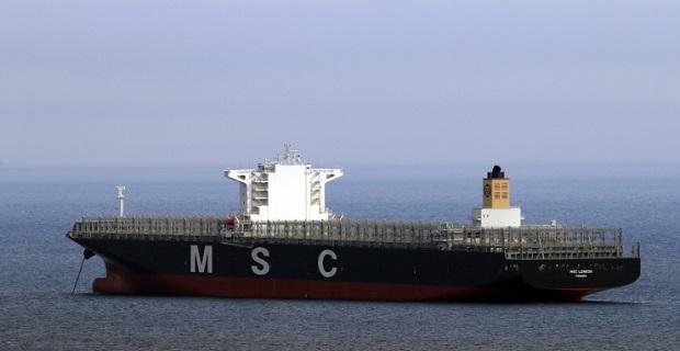 MSC: Το μεγαλύτερο containership στο λιμάνι του Πειραιά - e-Nautilia.gr | Το Ελληνικό Portal για την Ναυτιλία. Τελευταία νέα, άρθρα, Οπτικοακουστικό Υλικό