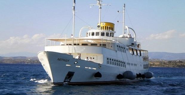 Tο ιστορικό πλοίο «Νεράϊδα» στο λιμάνι του Ναυπλίου [pics] - e-Nautilia.gr | Το Ελληνικό Portal για την Ναυτιλία. Τελευταία νέα, άρθρα, Οπτικοακουστικό Υλικό