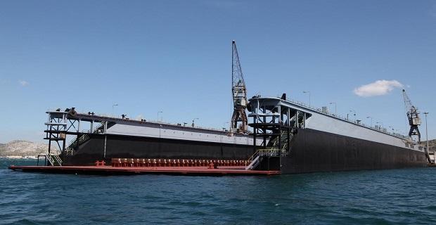 Διαγωνισμός για την επισκευή της πλωτής δεξαμενής του Περάματος - e-Nautilia.gr   Το Ελληνικό Portal για την Ναυτιλία. Τελευταία νέα, άρθρα, Οπτικοακουστικό Υλικό