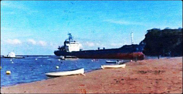 Προσάραξη φορτηγού πλοίου στις Οινούσσες - e-Nautilia.gr | Το Ελληνικό Portal για την Ναυτιλία. Τελευταία νέα, άρθρα, Οπτικοακουστικό Υλικό