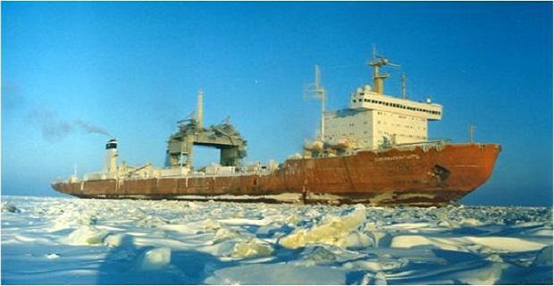 Επιστρέφει το πυρηνοκίνητο πλοίο container [pics] - e-Nautilia.gr | Το Ελληνικό Portal για την Ναυτιλία. Τελευταία νέα, άρθρα, Οπτικοακουστικό Υλικό