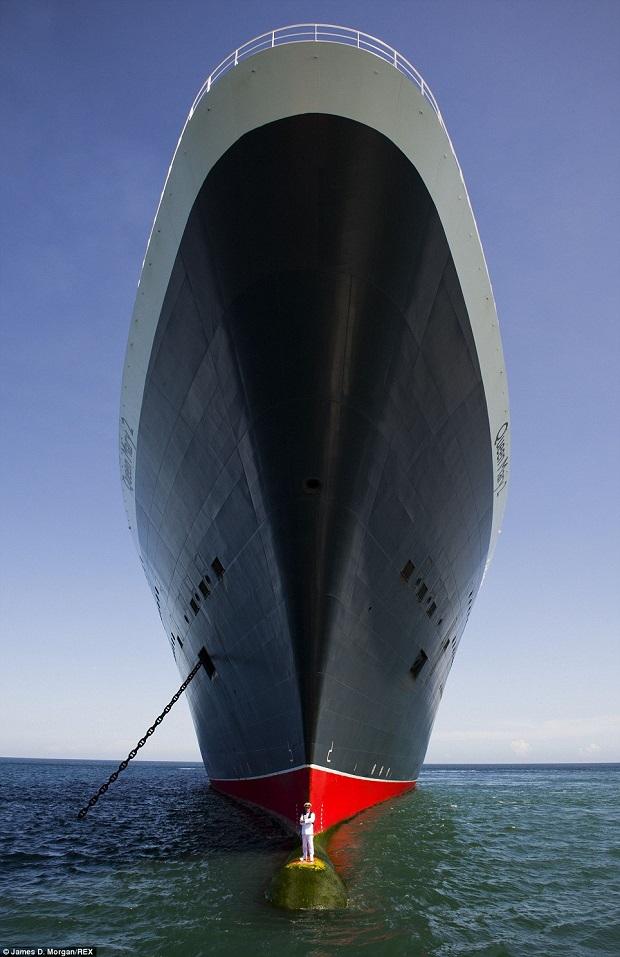 Φοβερές φωτο του καπετάνιου με αφορμή την δέκατη επέτειο του Queen Mary [pics] - e-Nautilia.gr | Το Ελληνικό Portal για την Ναυτιλία. Τελευταία νέα, άρθρα, Οπτικοακουστικό Υλικό