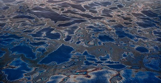 Daniel Beltra book on Deepwater oil spill pollution