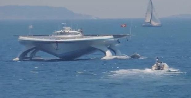 Turanor PlanetSolar: Άφιξη στον Πειραιά το μεγαλύτερο ηλιακό σκάφος του κόσμου [video] - e-Nautilia.gr | Το Ελληνικό Portal για την Ναυτιλία. Τελευταία νέα, άρθρα, Οπτικοακουστικό Υλικό