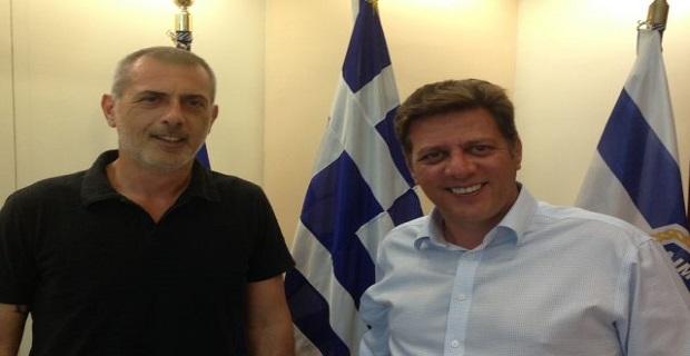Συνάντηση Μ. Βαρβιτσιώτη με Γ. Μώραλη - e-Nautilia.gr | Το Ελληνικό Portal για την Ναυτιλία. Τελευταία νέα, άρθρα, Οπτικοακουστικό Υλικό