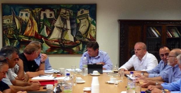 Συνάντηση Μιλ. Βαρβιτσιώτη με ΠΝΟ - e-Nautilia.gr | Το Ελληνικό Portal για την Ναυτιλία. Τελευταία νέα, άρθρα, Οπτικοακουστικό Υλικό