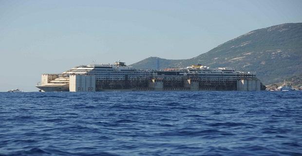 Τουριστικό αξιοθέατο το τραγικό κρουαζιερόπλοιο «Costa Concordia» - e-Nautilia.gr | Το Ελληνικό Portal για την Ναυτιλία. Τελευταία νέα, άρθρα, Οπτικοακουστικό Υλικό