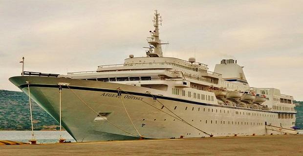 Το «Aegean Odyssey» για 5η φορά στη Θεσσαλονίκη - e-Nautilia.gr | Το Ελληνικό Portal για την Ναυτιλία. Τελευταία νέα, άρθρα, Οπτικοακουστικό Υλικό