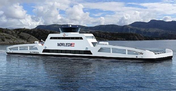 Το 2015 το πρώτο πλοίο με ηλεκτρική πρόωση - e-Nautilia.gr | Το Ελληνικό Portal για την Ναυτιλία. Τελευταία νέα, άρθρα, Οπτικοακουστικό Υλικό