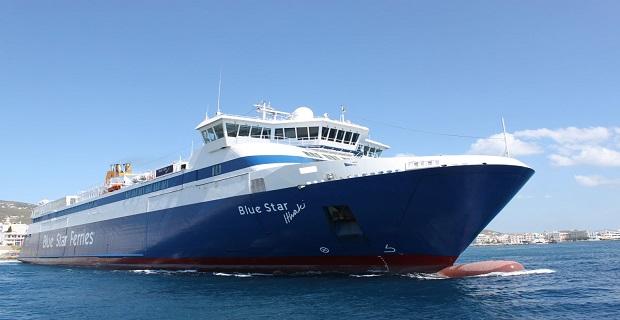 To «Blue Star Ithaki» στη γραμμή Σύρος-Τήνος-Μύκονος - e-Nautilia.gr   Το Ελληνικό Portal για την Ναυτιλία. Τελευταία νέα, άρθρα, Οπτικοακουστικό Υλικό