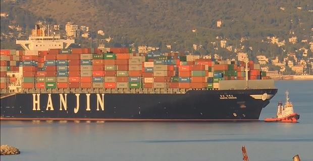 Πάνω από 10 πλοία Container επισκέφτηκαν τον Πειραιά το Σάββατο (Video) - e-Nautilia.gr | Το Ελληνικό Portal για την Ναυτιλία. Τελευταία νέα, άρθρα, Οπτικοακουστικό Υλικό
