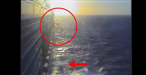 ΒΙΝΤΕΟ: Επιβάτης κρουαζιερόπλοιου πηδάει στη θάλασσα - e-Nautilia.gr   Το Ελληνικό Portal για την Ναυτιλία. Τελευταία νέα, άρθρα, Οπτικοακουστικό Υλικό