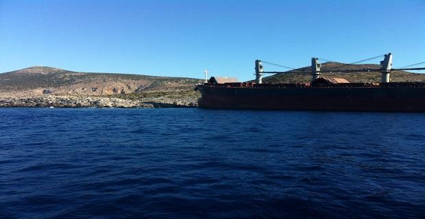 Αποκολλήθηκε το πλοίο που είχε προσαράξει κοντά στην Αστυπάλαια - e-Nautilia.gr   Το Ελληνικό Portal για την Ναυτιλία. Τελευταία νέα, άρθρα, Οπτικοακουστικό Υλικό