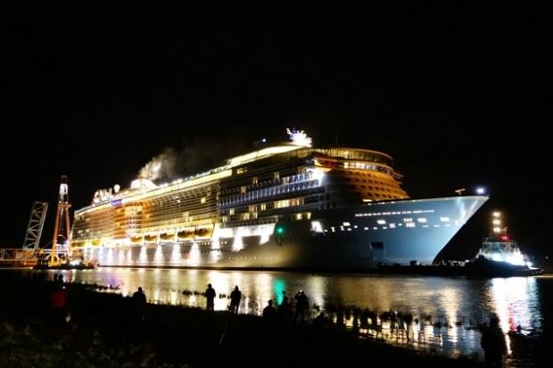Το εντυπωσιακό κρουαζιερόπλοιο «Quantum of the Seas» - e-Nautilia.gr | Το Ελληνικό Portal για την Ναυτιλία. Τελευταία νέα, άρθρα, Οπτικοακουστικό Υλικό