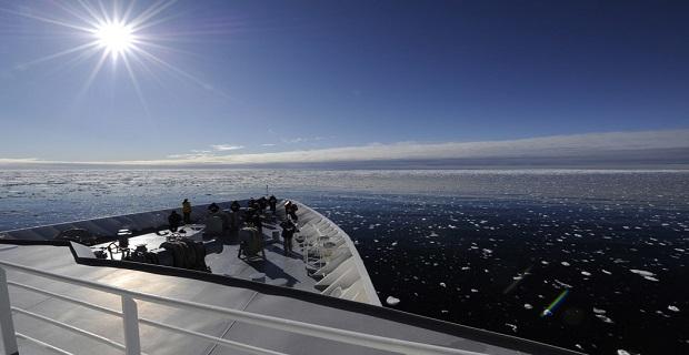 Ρεκόρ για το κρουαζιερόπλοιο «Hanseatic» η διέλευση του από το βορειοανατολικό πέρασμα - e-Nautilia.gr | Το Ελληνικό Portal για την Ναυτιλία. Τελευταία νέα, άρθρα, Οπτικοακουστικό Υλικό
