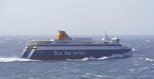 «Blue Star Ιθάκη»: Νέο βίντεο μάχης με τα κύματα! [video] - e-Nautilia.gr   Το Ελληνικό Portal για την Ναυτιλία. Τελευταία νέα, άρθρα, Οπτικοακουστικό Υλικό