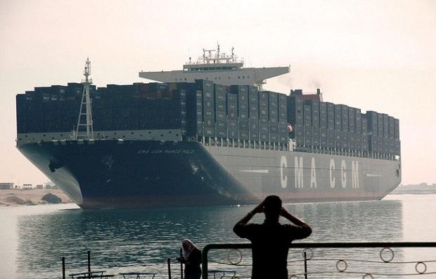 Το πλοίο-θηρίο μεταφοράς κοντέινερ «Marco Polo» - e-Nautilia.gr | Το Ελληνικό Portal για την Ναυτιλία. Τελευταία νέα, άρθρα, Οπτικοακουστικό Υλικό