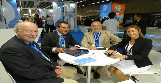 Ο ΟΛΠ στο Seatrade Med στη Βαρκελώνη - e-Nautilia.gr | Το Ελληνικό Portal για την Ναυτιλία. Τελευταία νέα, άρθρα, Οπτικοακουστικό Υλικό