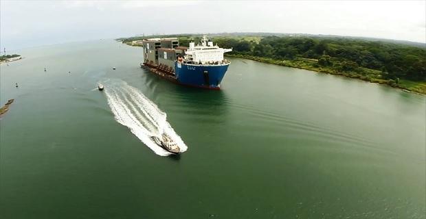 Η μεταφορά για τις 4 τελευταίες πόρτες της διώρυγας του Παναμά [video] - e-Nautilia.gr | Το Ελληνικό Portal για την Ναυτιλία. Τελευταία νέα, άρθρα, Οπτικοακουστικό Υλικό