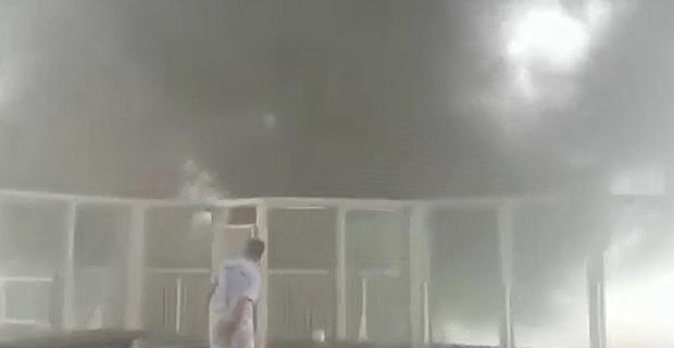 Πυρκαγιά σε επιβατηγό πλοίο σήμερα το πρωί [video] - e-Nautilia.gr | Το Ελληνικό Portal για την Ναυτιλία. Τελευταία νέα, άρθρα, Οπτικοακουστικό Υλικό
