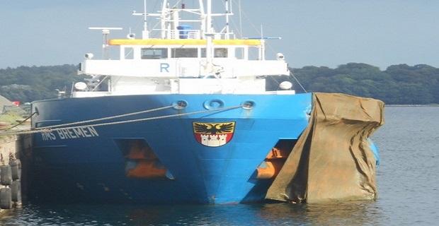 Σύγκρουση φορτηγών πλοίων στο κανάλι του Κίελο [pics] - e-Nautilia.gr   Το Ελληνικό Portal για την Ναυτιλία. Τελευταία νέα, άρθρα, Οπτικοακουστικό Υλικό