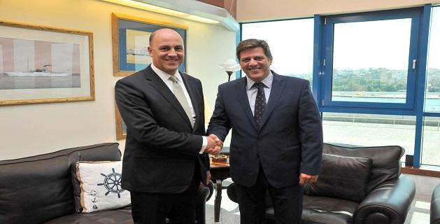 Εμβάθυνση συνεργασίας Ελλάδος-Τουρκίας σε ναυτιλία, τουρισμό και εμπόριο - e-Nautilia.gr | Το Ελληνικό Portal για την Ναυτιλία. Τελευταία νέα, άρθρα, Οπτικοακουστικό Υλικό