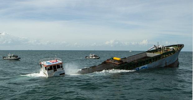 Βύθισαν πλοίο και το έκαναν τεχνητό ύφαλο [pics] - e-Nautilia.gr | Το Ελληνικό Portal για την Ναυτιλία. Τελευταία νέα, άρθρα, Οπτικοακουστικό Υλικό