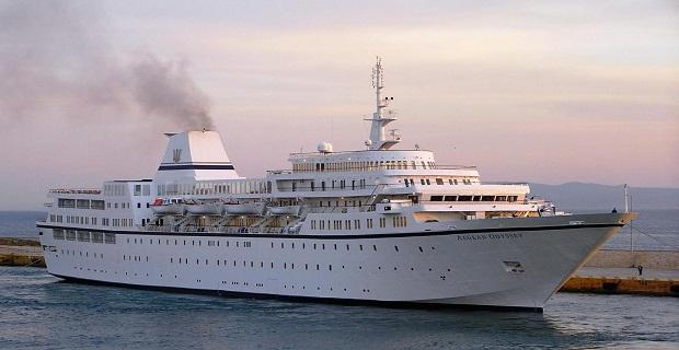 Το Aegean Odyssey «δένει» για τελευταία φορά φέτος στη Θεσσαλονίκη - e-Nautilia.gr | Το Ελληνικό Portal για την Ναυτιλία. Τελευταία νέα, άρθρα, Οπτικοακουστικό Υλικό