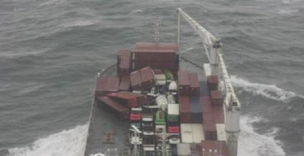 Πλοίο έχασε μέρος του φορτίου του λόγω καταιγίδας - e-Nautilia.gr   Το Ελληνικό Portal για την Ναυτιλία. Τελευταία νέα, άρθρα, Οπτικοακουστικό Υλικό