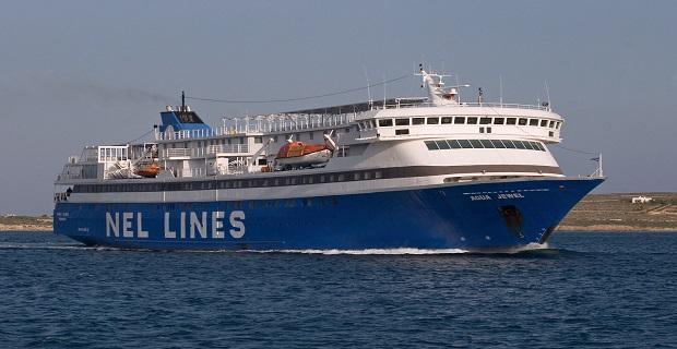 Ακύρωση δρομολογίων του «Aqua Jewel» - e-Nautilia.gr | Το Ελληνικό Portal για την Ναυτιλία. Τελευταία νέα, άρθρα, Οπτικοακουστικό Υλικό