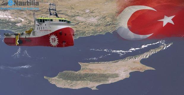 Κλιμακώνει την ένταση στην Κυπριακή ΑΟΖ η Τουρκία! - e-Nautilia.gr | Το Ελληνικό Portal για την Ναυτιλία. Τελευταία νέα, άρθρα, Οπτικοακουστικό Υλικό