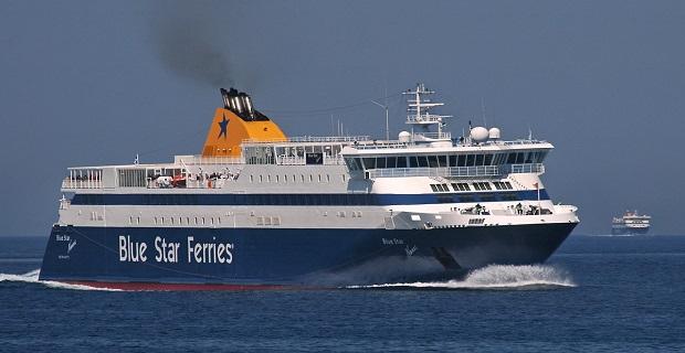Χειμερινές εκπτώσεις από την Blue Star Ferries - e-Nautilia.gr | Το Ελληνικό Portal για την Ναυτιλία. Τελευταία νέα, άρθρα, Οπτικοακουστικό Υλικό