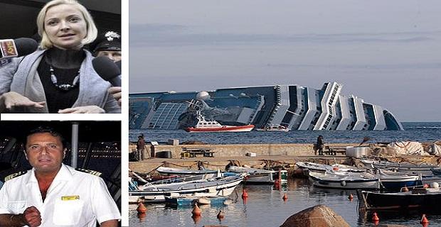 """""""Καρφώνει"""" τον καπετάνιο του Concordia η πρώην του - e-Nautilia.gr   Το Ελληνικό Portal για την Ναυτιλία. Τελευταία νέα, άρθρα, Οπτικοακουστικό Υλικό"""