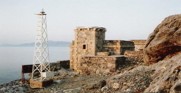 Αναστηλώνεται και επαναλειτουργεί ο φάρος της Μονεμβασιάς! - e-Nautilia.gr | Το Ελληνικό Portal για την Ναυτιλία. Τελευταία νέα, άρθρα, Οπτικοακουστικό Υλικό