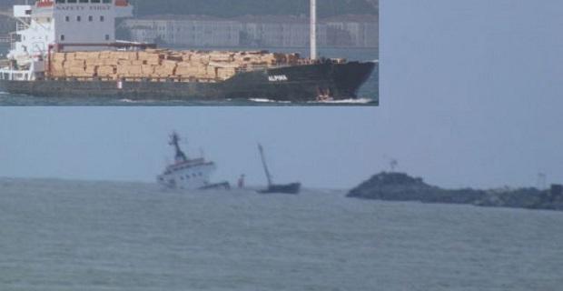 Φορτηγό πλοίο βυθίστηκε στη Μαύρη Θάλασσα - e-Nautilia.gr | Το Ελληνικό Portal για την Ναυτιλία. Τελευταία νέα, άρθρα, Οπτικοακουστικό Υλικό
