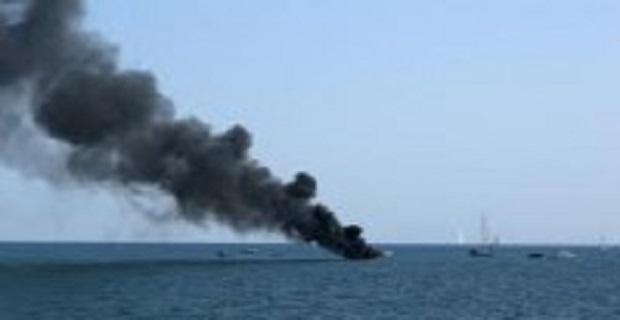 Φωτιά σε ρυμουλκό στη Χαλκίδα - e-Nautilia.gr | Το Ελληνικό Portal για την Ναυτιλία. Τελευταία νέα, άρθρα, Οπτικοακουστικό Υλικό
