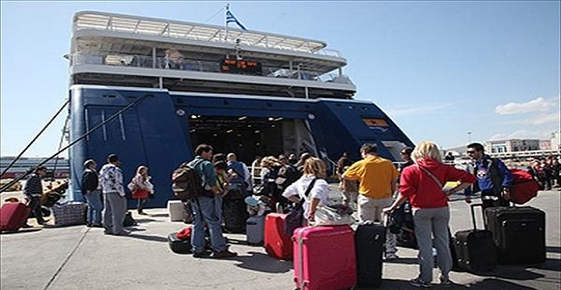 Αυξήθηκε 3,9% η κίνηση στα λιμάνια - e-Nautilia.gr   Το Ελληνικό Portal για την Ναυτιλία. Τελευταία νέα, άρθρα, Οπτικοακουστικό Υλικό