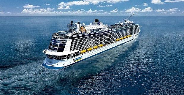Παραδόθηκε το κρουαζιερόπλοιο «Quantum of the Seas» [video] - e-Nautilia.gr   Το Ελληνικό Portal για την Ναυτιλία. Τελευταία νέα, άρθρα, Οπτικοακουστικό Υλικό