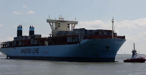Εν πλω με ένα πλοίο κοντέινερ μήκους 400 μέτρων! [video]