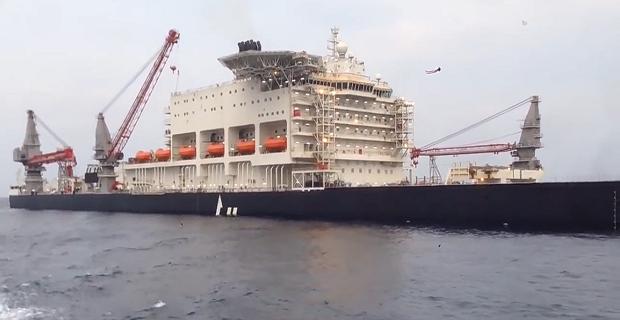 Μοναδικό πλοίο με ανυψωτική ικανότητα 48,000 τόνους και πλάτος 124 μέτρα! (Video) - e-Nautilia.gr | Το Ελληνικό Portal για την Ναυτιλία. Τελευταία νέα, άρθρα, Οπτικοακουστικό Υλικό