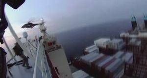 Βίντεο με επιχείρηση των ειδικών δυνάμεων σε περίπτωση πειρατείας [video]