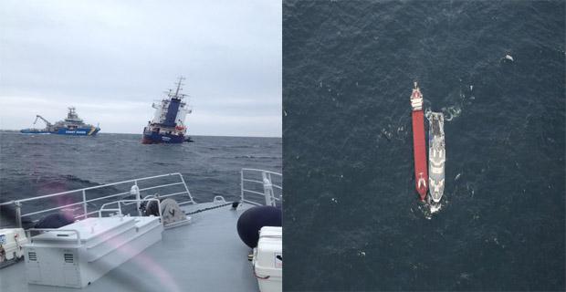 Προσάραξη πλοίου με εισροή υδάτων και θαλάσσια ρύπανση [pics] - e-Nautilia.gr | Το Ελληνικό Portal για την Ναυτιλία. Τελευταία νέα, άρθρα, Οπτικοακουστικό Υλικό