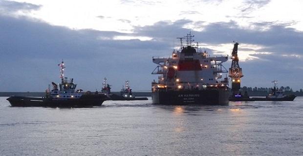 Προσάραξη φορτηγού πλοίου [pics] - e-Nautilia.gr | Το Ελληνικό Portal για την Ναυτιλία. Τελευταία νέα, άρθρα, Οπτικοακουστικό Υλικό