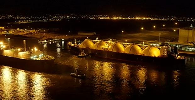 Η πρώτη μεταφόρτωση φυσικού αεριού μεταξύ δύο πλοίων LNG [video] - e-Nautilia.gr | Το Ελληνικό Portal για την Ναυτιλία. Τελευταία νέα, άρθρα, Οπτικοακουστικό Υλικό