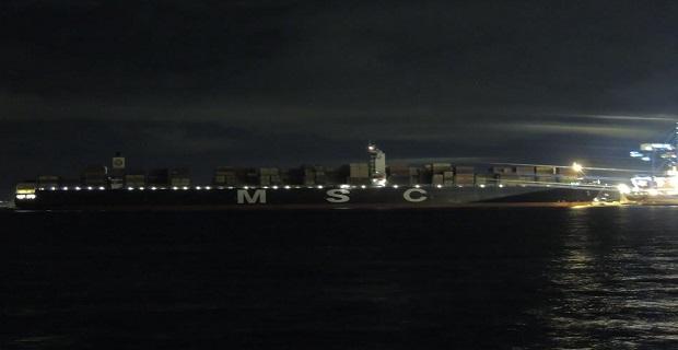 «MSC LONDON»: Το μεγαλύτερο πλοίο που έχει έρθει ποτέ στον Πειραιά! [video] - e-Nautilia.gr | Το Ελληνικό Portal για την Ναυτιλία. Τελευταία νέα, άρθρα, Οπτικοακουστικό Υλικό