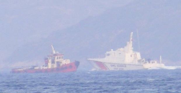 Τουρκική ακταιωρός της Ακτοφυλακής «χτύπησε» ελληνικό αλιευτικό - e-Nautilia.gr | Το Ελληνικό Portal για την Ναυτιλία. Τελευταία νέα, άρθρα, Οπτικοακουστικό Υλικό