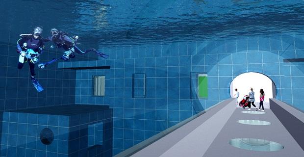 Η πιο βαθιά πισίνα στον κόσμο έχει βάθος 42 μέτρα! (Video + Photos) - e-Nautilia.gr | Το Ελληνικό Portal για την Ναυτιλία. Τελευταία νέα, άρθρα, Οπτικοακουστικό Υλικό