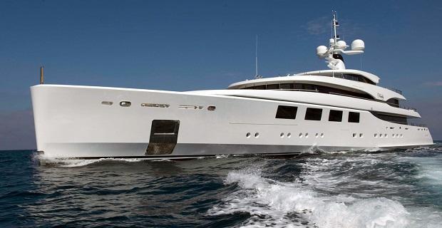 65 metre Benetti Yacht Nataly in 2011